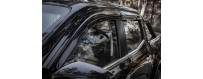 Mercedes X-Class deflectors