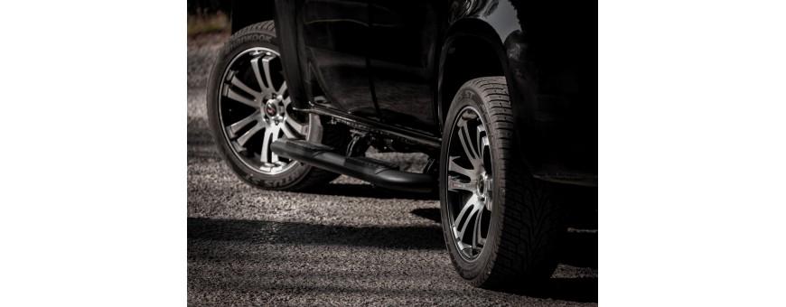 Mercedes X-Class Side Steps