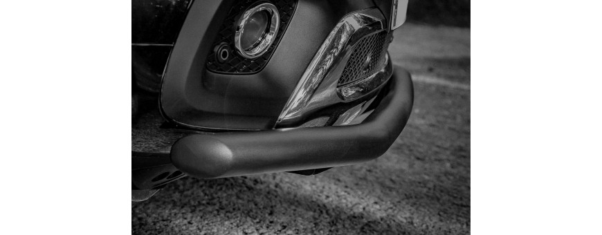 Mercedes X-Class Bumper Protection