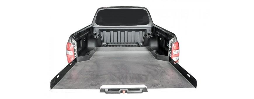 Fullback Sliding Bed Tray