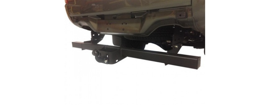 Nissan Navara hitch