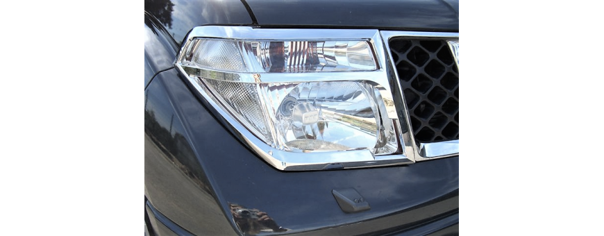 Nissan Navara embellishments