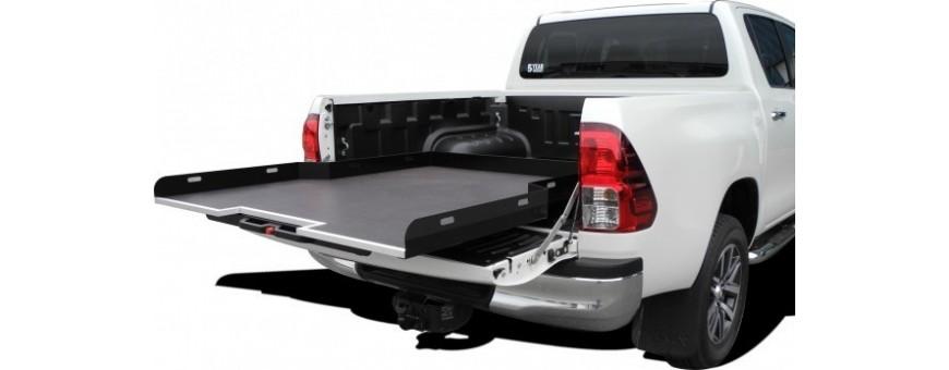 Nissan Navara Sliding Bed Tray