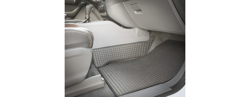Nissan Navara Cabin Carpet