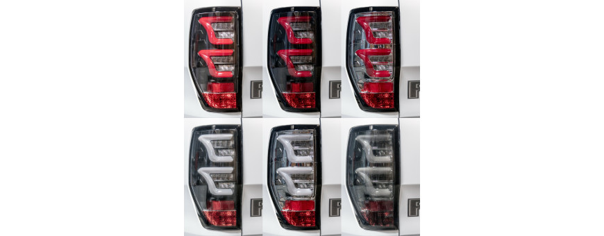 LED - Lighthouses - Ford Ranger Lights