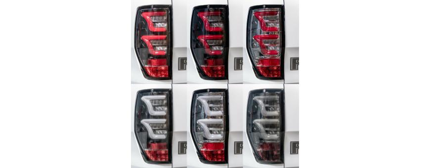 LED - HeadLights - Ford Ranger