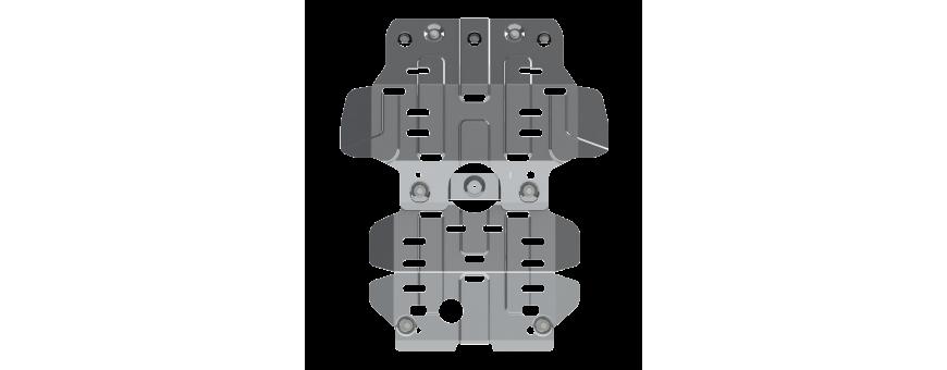 Isuzu D Max Engine Protections / Under Body