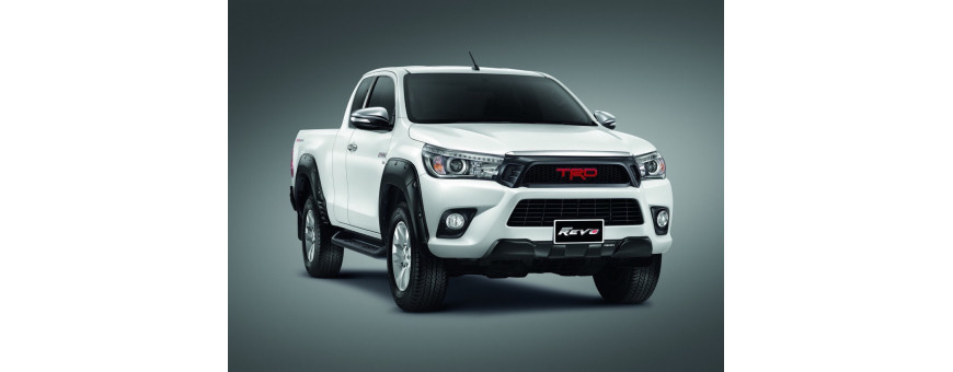 Grille Toyota Hilux