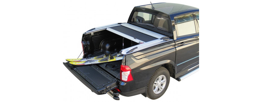 Actyon Sport Tipper Cover