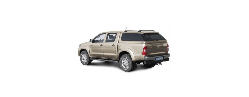 Hard-Top Luxe Type E Hilux