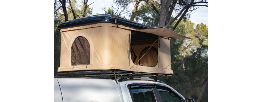 Musso Roof Tent
