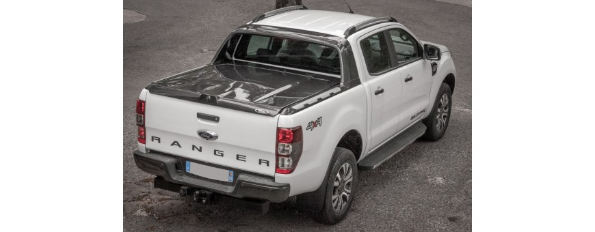 Couvre Benne et Rideau Coulissant Ford Ranger