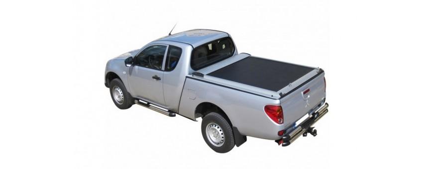 Couvre bennes et rideaux coulissants Mitsubishi L200 Triton 2010