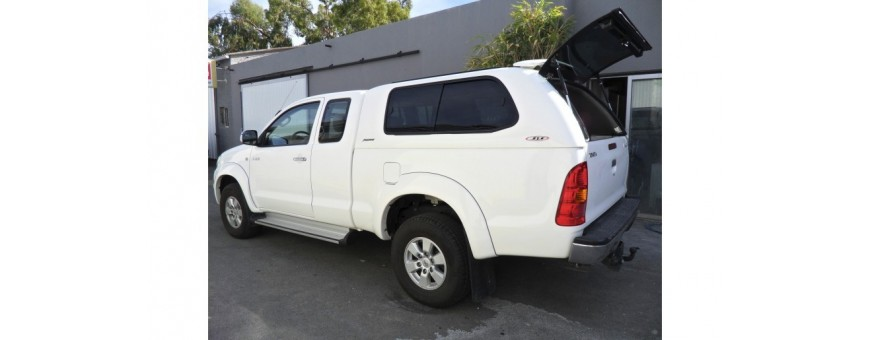 Hard Top pour Toyota Hilux 2012
