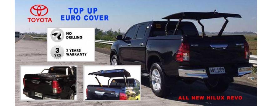 Accessoires pour Toyota Hilux 2012