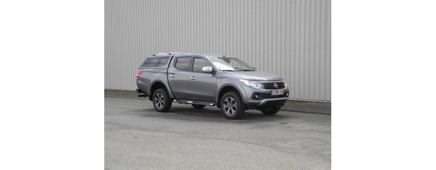 Fiat Fullback accessories